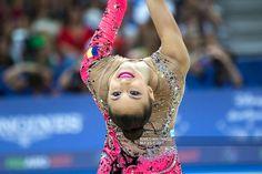 Ana Luiza Filiorianu (Romania), World Championships (Pesaro) 2017