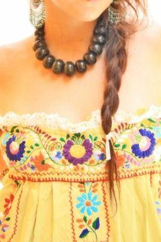mexican dress by Rachel's