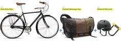 Timbuk2 Free Bike Share - Free bike rental if leave ID and CC at store