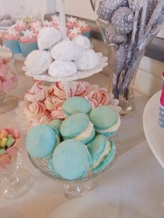 Winter Wonderland Party. Party food. Girls birthday party