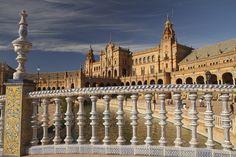 Plaza España, Sevilla, España | by PnP!
