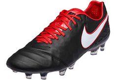 the best attitude 3b013 59702 Nike Tiempo Legend FG – Derby Days – Black University Red