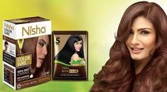FREE Sample of Nisha  Prem Henna Hair Color