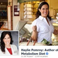 haylie pomroy - Dieta superMetabolismo