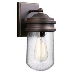 Sea Gull Lighting Mount Greenwood 8512631-71 Outdoor Wall Lantern - 8512631-71