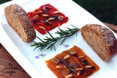 Knoblauch-Rosmarin-Paprika aus dem Ofen