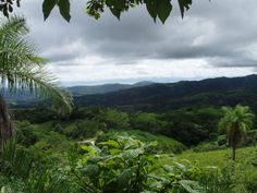 San Ramon, Costa Rica. Summer 2013