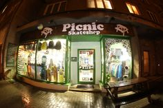Welcome to Picnic Skateshop!