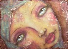 Into my EYEs GaZe 8 x 10 print by CreativeCharacterS on Etsy, $16.00