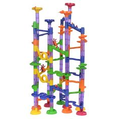 64.61$  Buy now - http://ali7t3.worldwells.pw/go.php?t=32706201677 - 150 PCS DIY Big size Construction Marble Race Run Maze Balls Track Building Blocks Children Gift Baby Kid's Toy