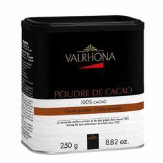 Shop Favorites   Valrhona Cocoa Powder 100%