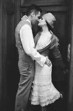 Vintage Bridal Fashion Inspiration Shoot from Josie Richardson Photography