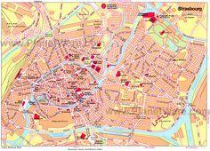 Petite France Strasbourg Maps Pinterest Strasbourg and France