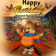 Good Thursday, Tuesday, Good Morning Quotes, Peace And Love, Winnie The Pooh, Love Quotes, Disney Characters, Fictional Characters, Blessed