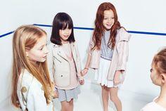 KIDS Girls-LOOKBOOK | ZARA 日本