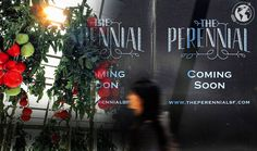 Perennial restaurant, SF carbon neutral