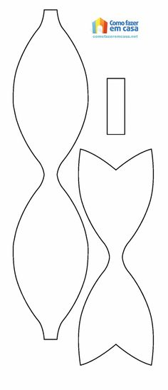 molde-laco-de-papel-2.jpg (917×2128)