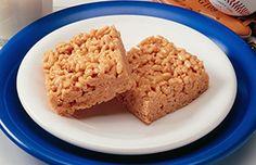 Peanut Butter Crispy Treats