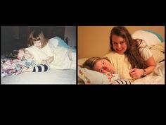 Deja Who...my brother, sister and I recreated some of our childhood photos