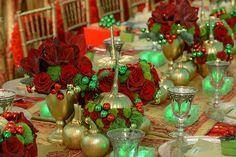 preston bailey classic christmas holiday party decor