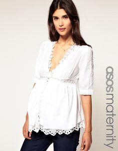lace tunic!.