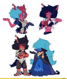 Steven universe,фэндомы,Garnet (SU),SU Персонажи,Ruby (SU),Sapphire (SU),Pearl (SU),Jasper,SU art,telsonknife