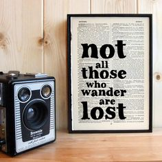 """11 Literary Quote Posters 