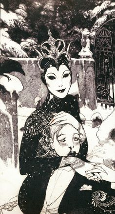 Vania Zouravliov, The Snow Queen. I don't think ppl know how much I loved the Snow Queen.