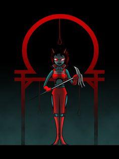the summoner x redglare - Google Search