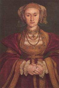 Ann of Cleves. Wife four.  http://englishhistory.net/tudor/monarchs/cleves.html