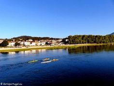Ponte de Lima is one of the places to visit if you're going to northern Portugal.