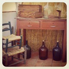 Detalhes da Casa do Funil, Mértola.