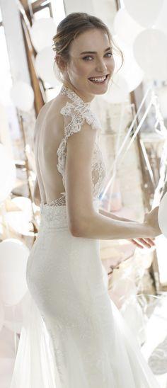 Preciosa Colección de Vestidos de Novia por Noya Bridal 2016 - Bodas