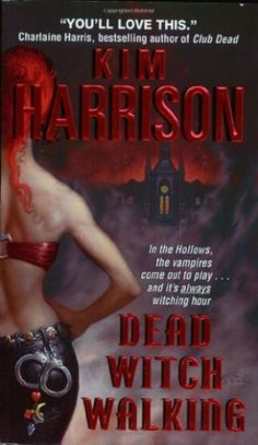 Dead Witch Walking is the first in an awesome series!