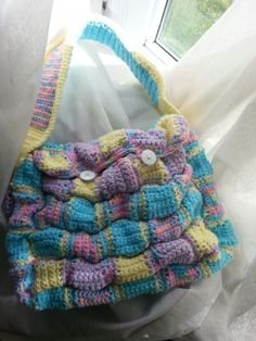 Crochet Baby Diaper Bag Patterns : Crochet Diaper Bag on Pinterest Crocheting, Diaper Bag ...