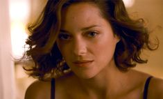 """In my opinion, Marillon Cotillard is the most beautiful woman in the world, and was awesome in """"Inception""""."""