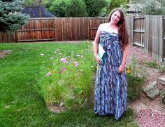 My Outfit ~ Boho Natural   The BEST Strapless Bra, EVER!