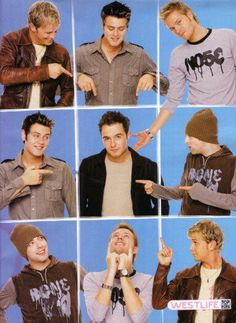 Westlife. My favorite boyband ever!!!