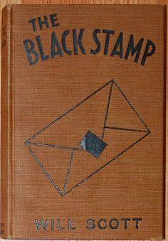 Pretty Sinister Books: FFB: The Black Stamp - Will Scott