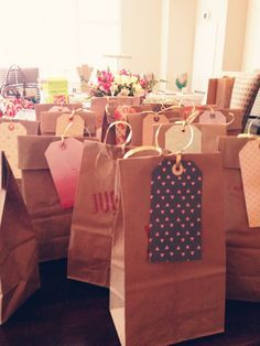 Just Us Gals: Saturday's Stella & Dot Trunk Show Goody Bags