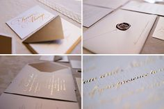 By Canvas Stationery Boutique. Photography: Christiaan David Photography