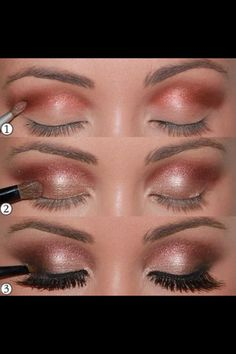 I need tp practice make up and this little tutorial looks perfect. Eyeshadow set by step to make anyone's make up perfect and flawless.  Now for nails to match! Call Sarah Orman at SO Health and Beauty on 07429977674 or visit www.sohealthandbeauty.co.uk