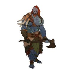 ArtStation - Orcs, Alex Tilica