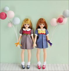 [DoranDoran doll] by Happy*Blue, via Flickr