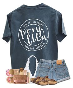 A fashion look from March 2018 featuring blue top, high waisted shorts and Victoria's Secret. Browse and shop related looks. Middle School Outfits, Cute Teen Outfits, Cute Outfits For School, Teenage Girl Outfits, Lazy Outfits, Cute Comfy Outfits, Teen Fashion Outfits, Cute Summer Outfits, College Outfits