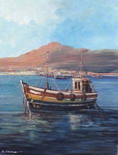 Mauro Chiarla - Western Cape Fishing Boat