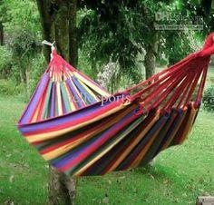 thick canvas hammock