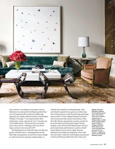 Architectural digest december 2015 by Tanaba - issuu