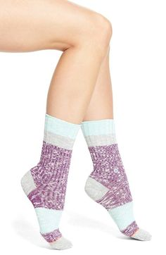 Stance 'Bear' Combed Cotton Crew Socks available at #Nordstrom