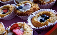 Honey Yoghurt Cupcakes Recipe - Healthy